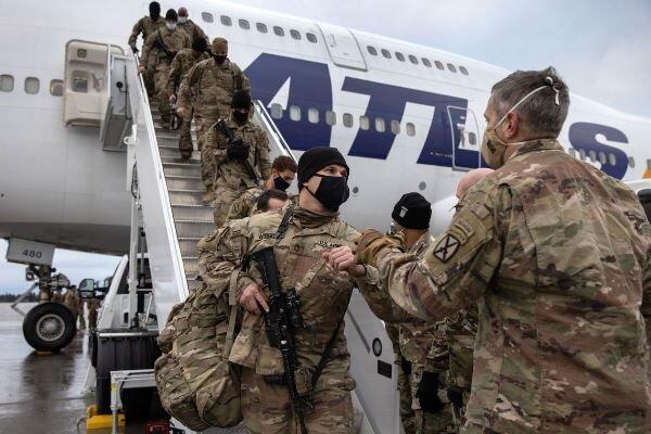 650 نیروی آمریکایی در افغانستان باقی می مانند