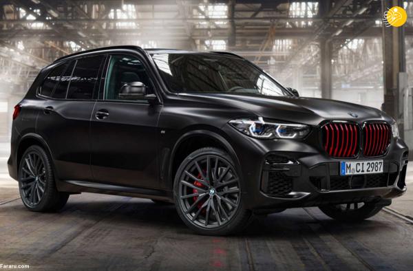 رونمایی از نسخه شوم BMW X5