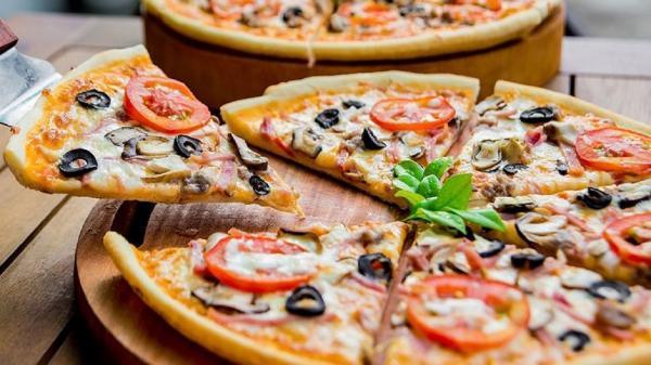 دستور پخت پیتزا ناپل