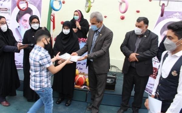 مدرسه پویا شهرستان کردکوی افتتاح شد