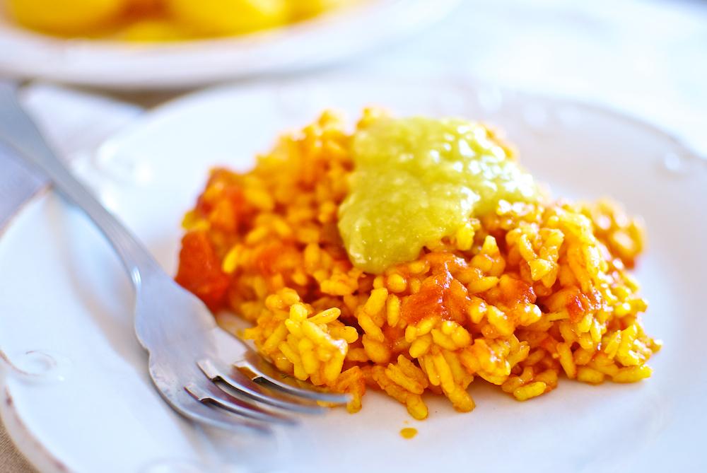 با غذاهای محلی والنسیا آشنا شوید