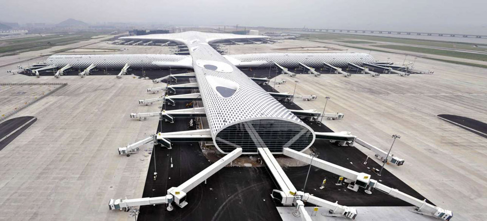 چین 136 فرودگاه تا سال 2025 خواهد ساخت