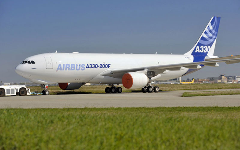 سومین هواپیمای ایرباس به ایران تحویل داده شد