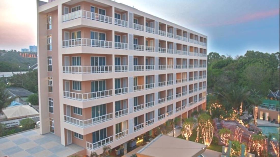 بهترین هتل های 4 ستاره پاتایا