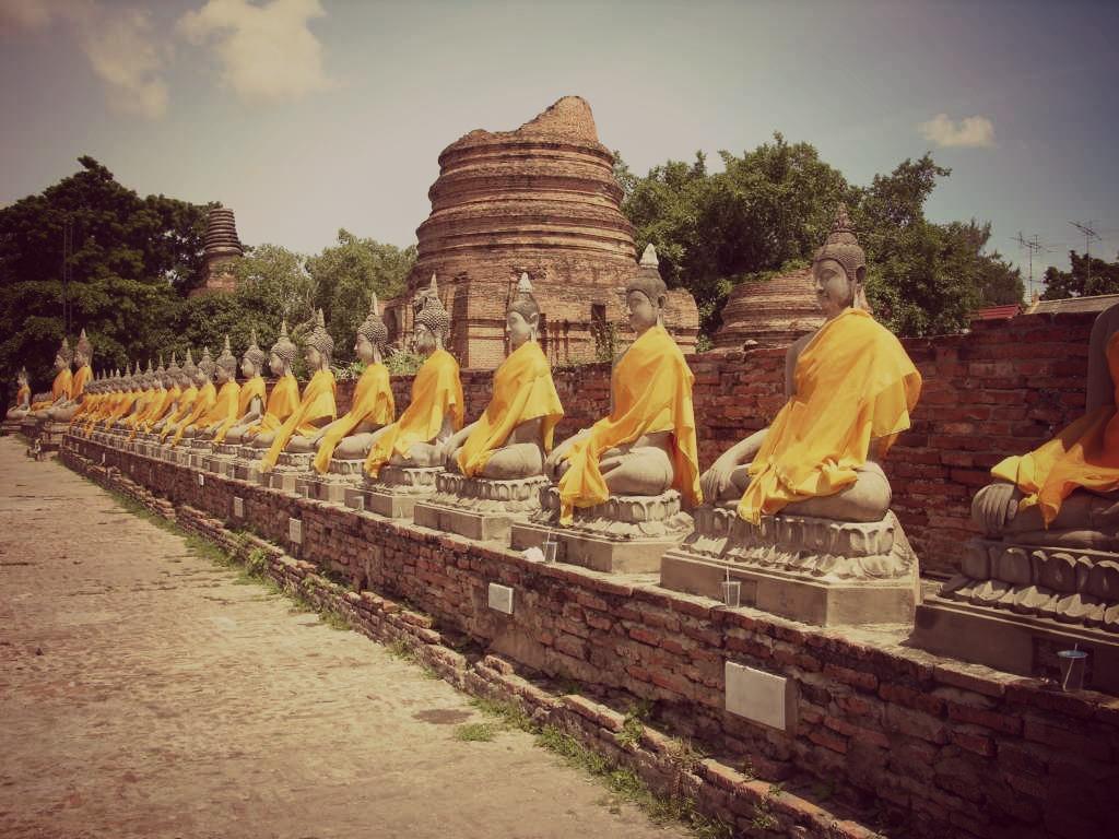 با تاریخچه کشور تایلند آشنا شوید