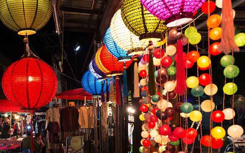 خرید در بازارهای محلی چیانگ مای