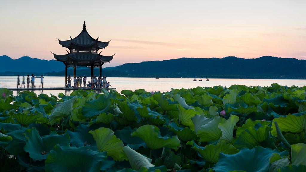 بهترین جاذبه های هانگزو برای بازدید