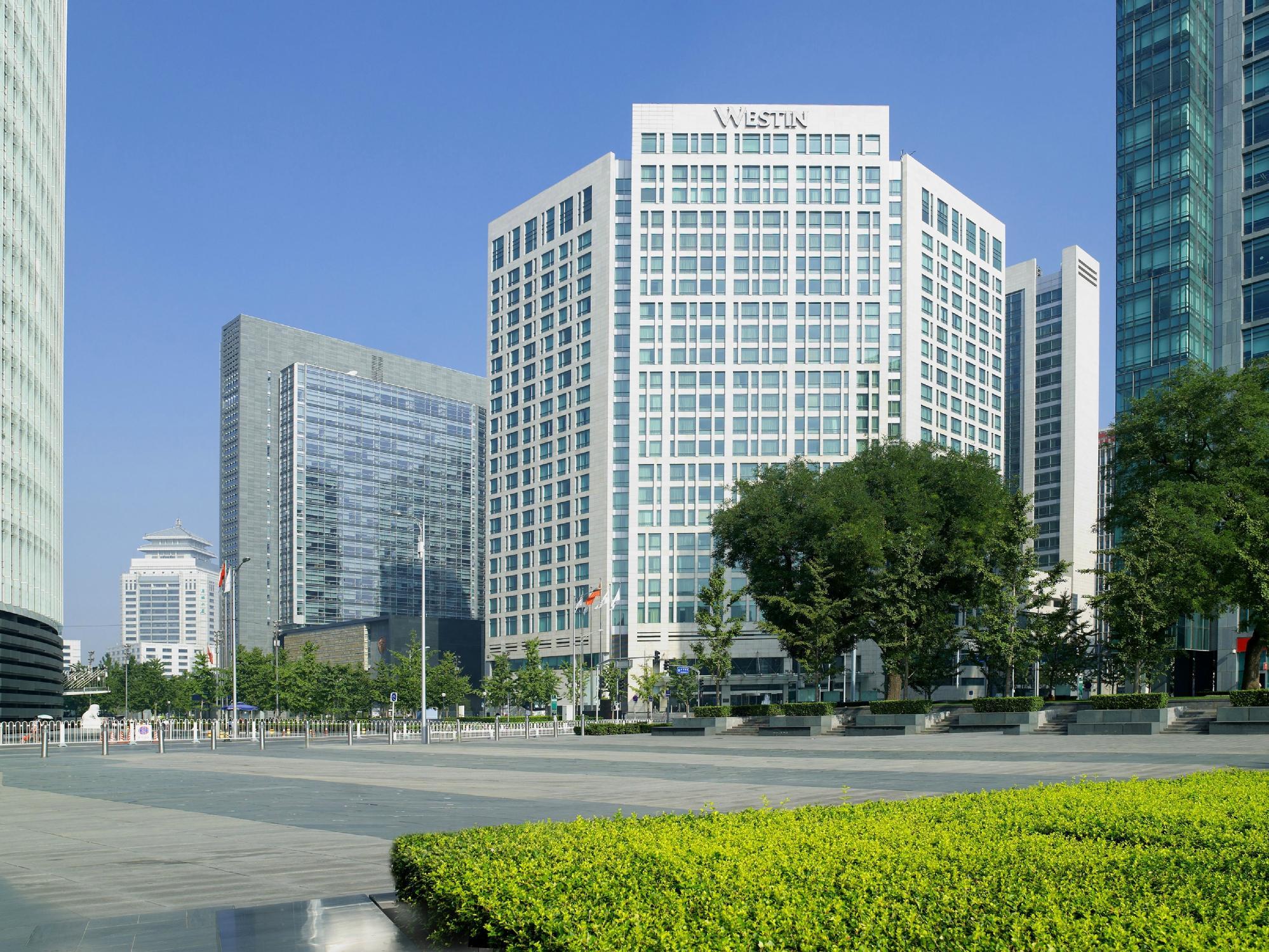 معرفی هتل وستین شهر پکن