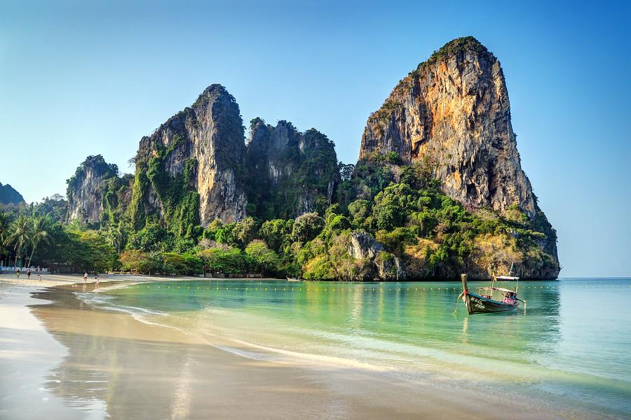 با بهترین سواحل تایلند آشنا شوید