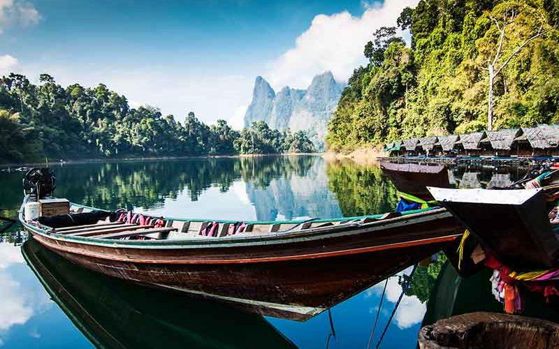 معرفی پارک های ملی تایلند