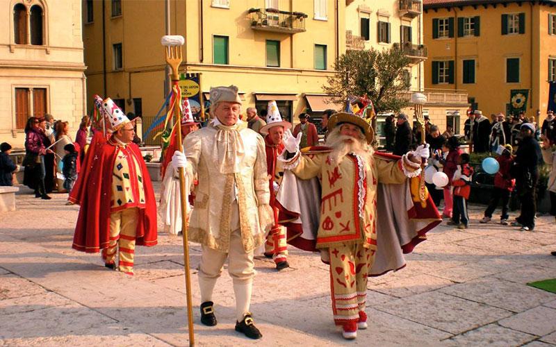 کارناول ورونا ایتالیا