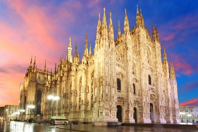 هزینه های سفر به شهر میلان