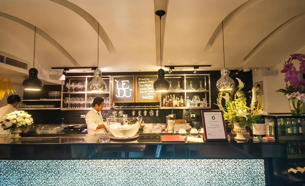 رستوران لودو بانکوک