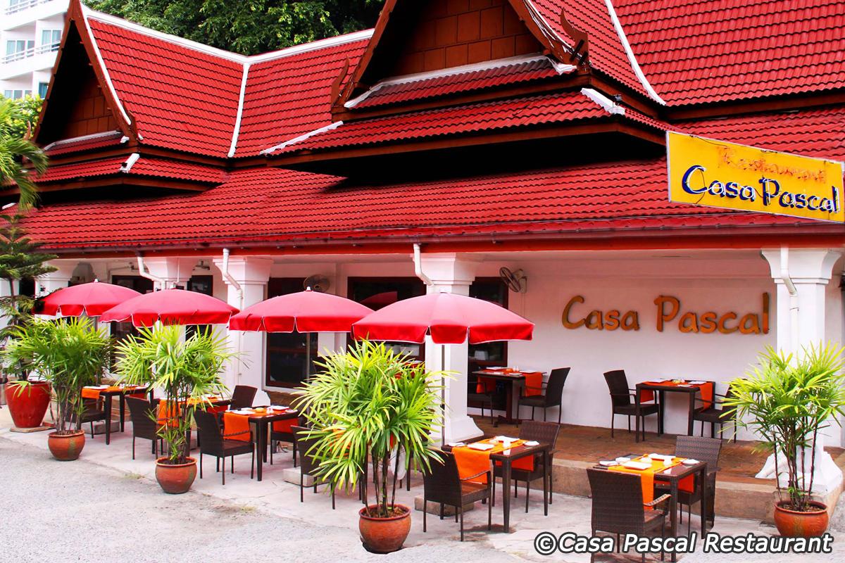 رستوران کاسا پاسکال در پاتایا
