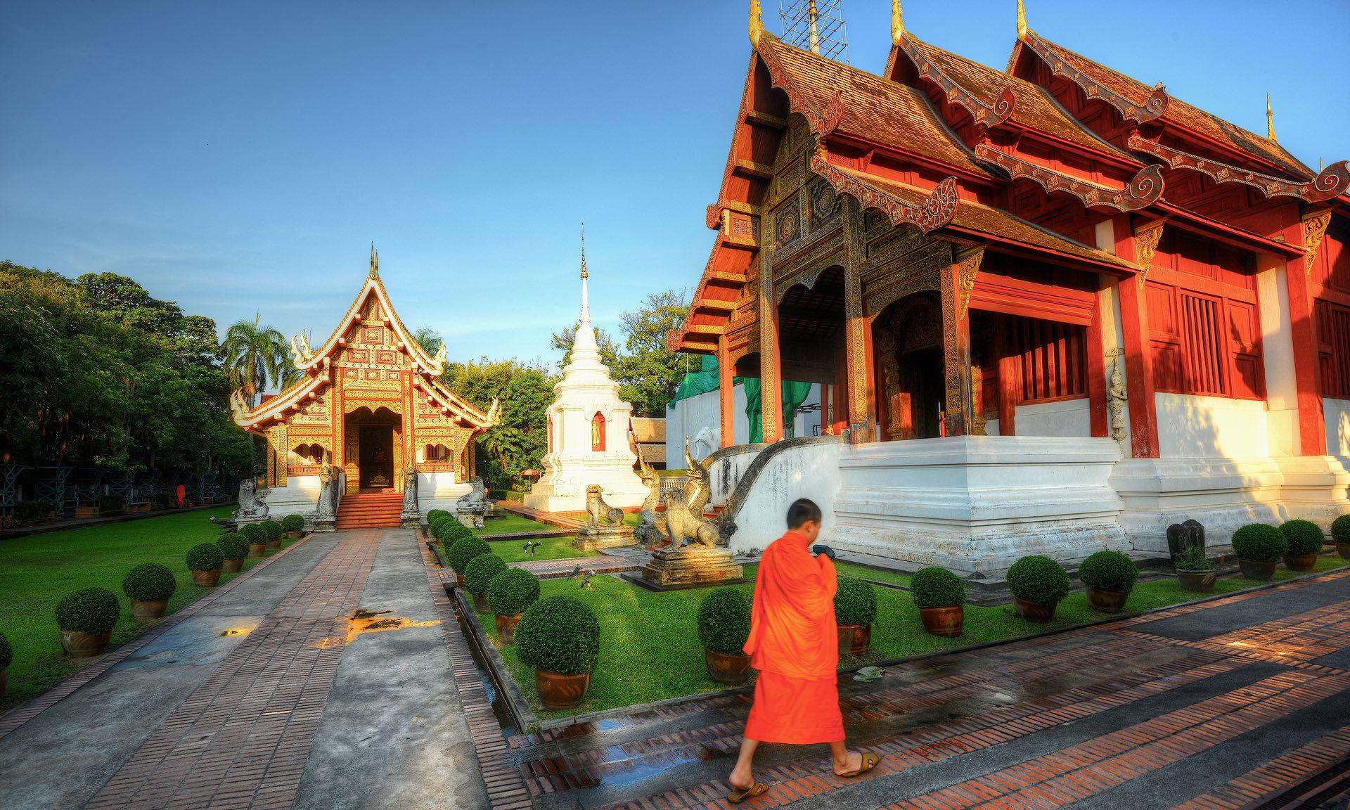 شهر چیانگ مای در تور تایلند