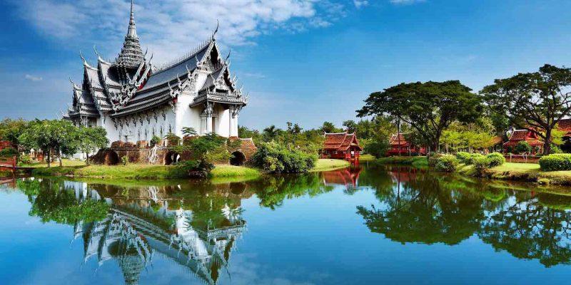 تاریخ کشور تایلند